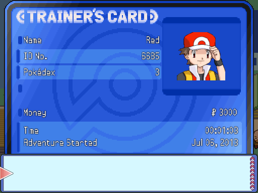 Trainer Card 1