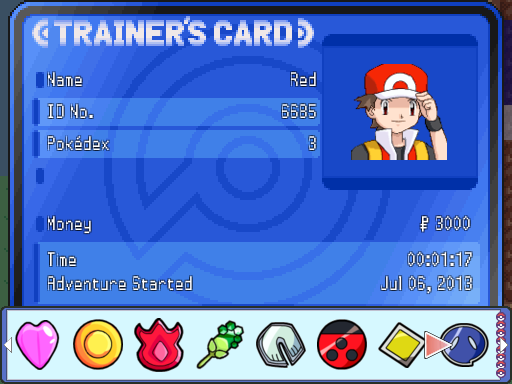 Trainer Card 3