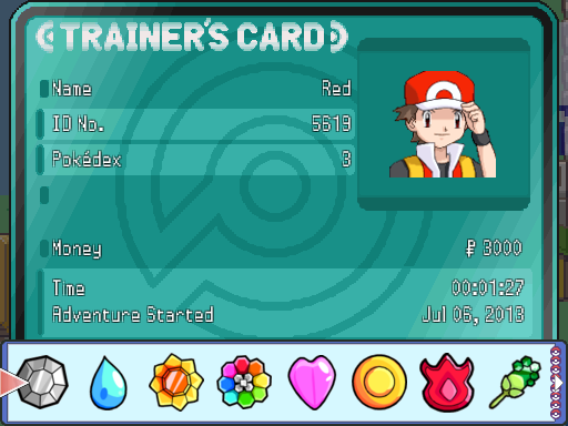 Trainer Card 4