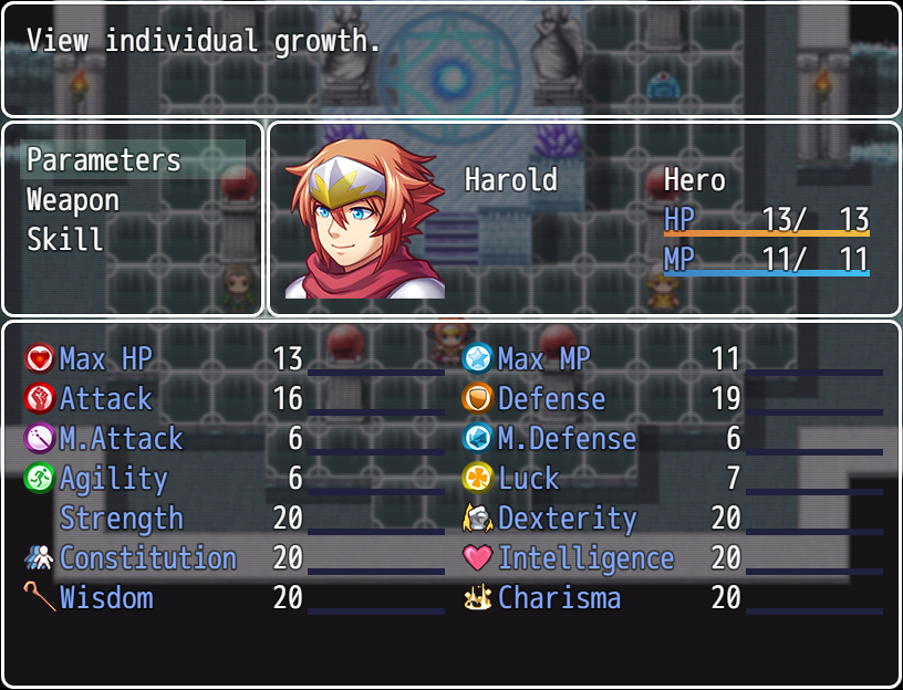 Crystal Engine | RPG Maker Scripting